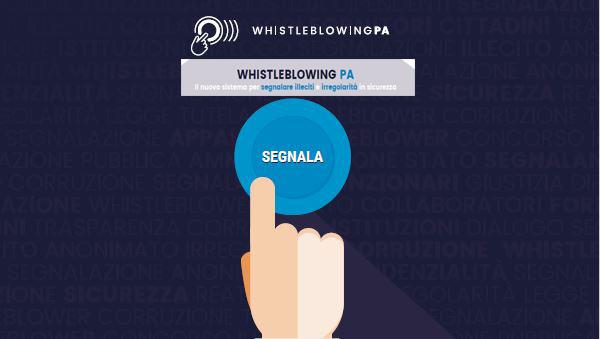Segnalazioni Whistleblowing