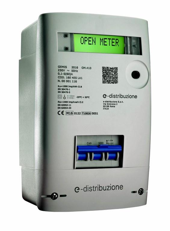 Contatore Open Meter