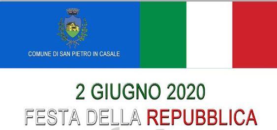 2 giugno 2020: Festa della Repubblica