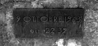 55° Anniversario della tragedia del Vajont: visita a Longarone