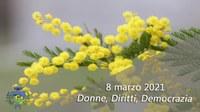 """8 marzo 2021, Giornata Internazionale della Donna: """"Donne, democrazia diritti - intervista a Betty Williams"""""""
