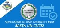 Accesso agli uffici comunali: prenota online, basta un click
