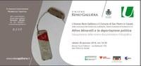 Athos Minarelli e la deportazione politica: mostra documentaria e fotografica