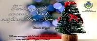 Buon Natale e Buon Anno: gli auguri del Sindaco