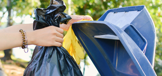 Centro di Raccolta rifiuti, regolamentazione degli ingressi all'orario di chiusura