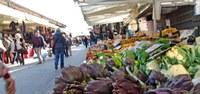 Concessioni temporanee nei mercati del territorio dell'Unione Reno Galliera
