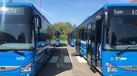 Coronavirus, riduzione delle corse di autobus e treni