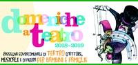 Domeniche a teatro 2018/2019