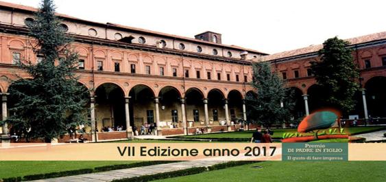 """DVP Vacuum Technology vince il Premio """"Di Padre in Figlio"""" 2017 per le """"Piccole Imprese"""""""