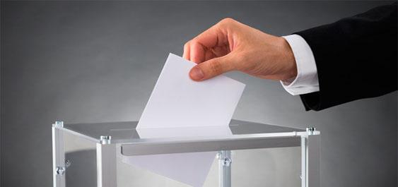 Elezioni Politiche 4 marzo 2018 - Orari di apertura straordinaria dell'Ufficio Elettorale