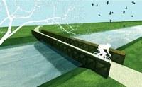Grande Ciclabile Reno Galliera: modifiche alla viabilità per il varo delle passerelle ciclopedonali