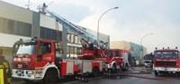 Inaugurazione dei nuovi automezzi dei Vigili del Fuoco Volontari
