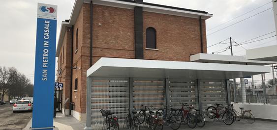 Inaugurazione Stazione Ferroviaria di San Pietro in Casale sabato 19 maggio