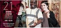 Intrecci di storie -  incontro del progetto Pace 2017-18 a Castello d'Argile