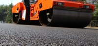 Lavori di asfaltatura via Asia