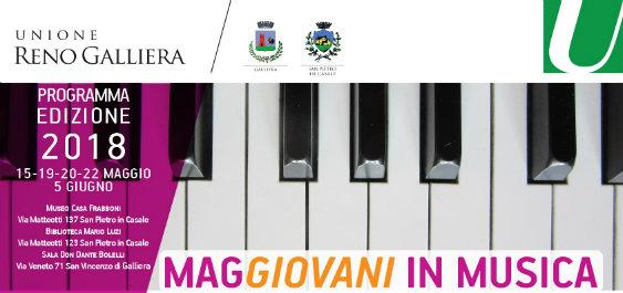 Maggiovani in musica