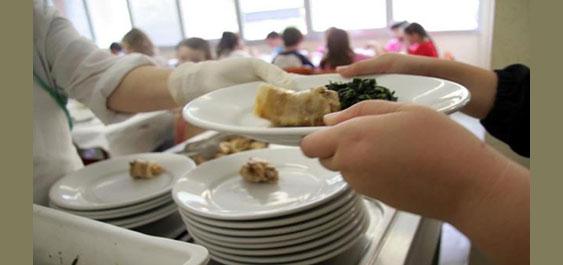 Mensa scolastica: disponibili i moduli per la richiesta delle diete speciali