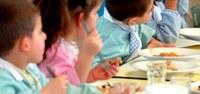 Menù delle mense scolastiche dell'Unione Reno Galliera
