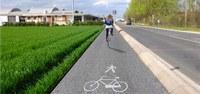 Mobilità alternativa in Reno Galliera: 36 chilometri di piste ciclabili