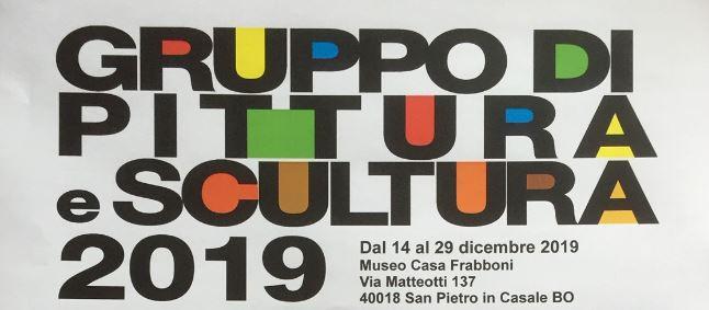 Mostra collettiva dei gruppi di pittura e scultura