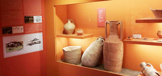 Museo Casa Frabboni, visite guidate con il Gruppo Archeologico Il Saltopiano