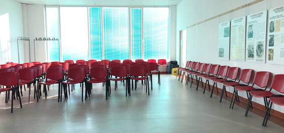 Nuova Sala Polivalente: tariffe e modalità di noleggio