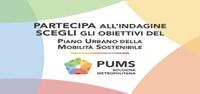 Piano Urbano della Mobilita Sostenibile: vota on line il sondaggio sugli obiettivi prioritari