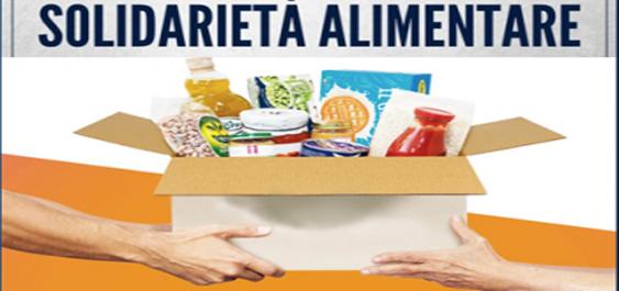 Solidarietà alimentare: concessione buoni spesa emergenza Coronavirus