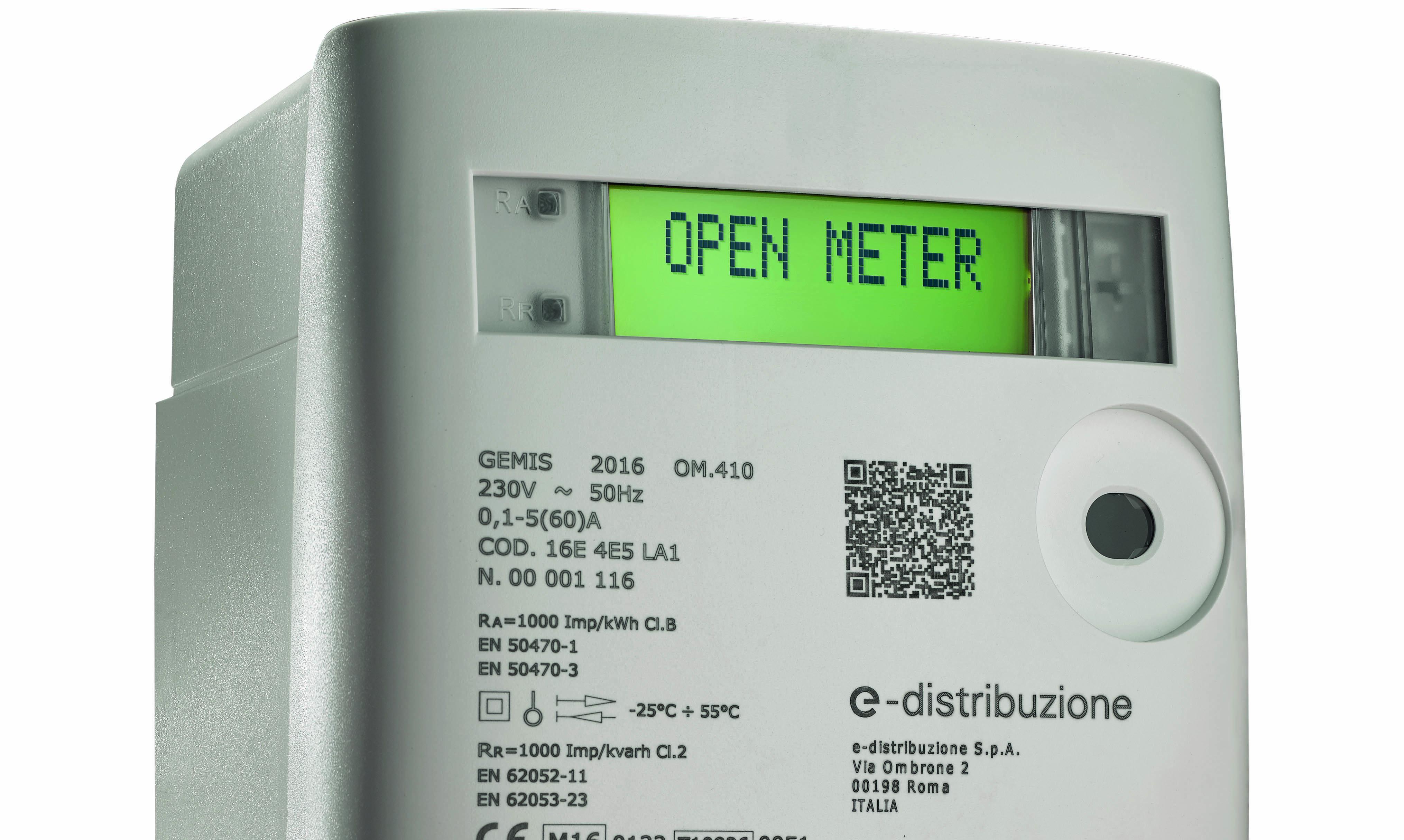 Sostituzione contatori elettronici: da settembre e-distribuzione sostituirà i contatori dell'energia elettrica