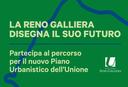 Un unico Piano Urbanistico Generale per l'Unione Reno Galliera